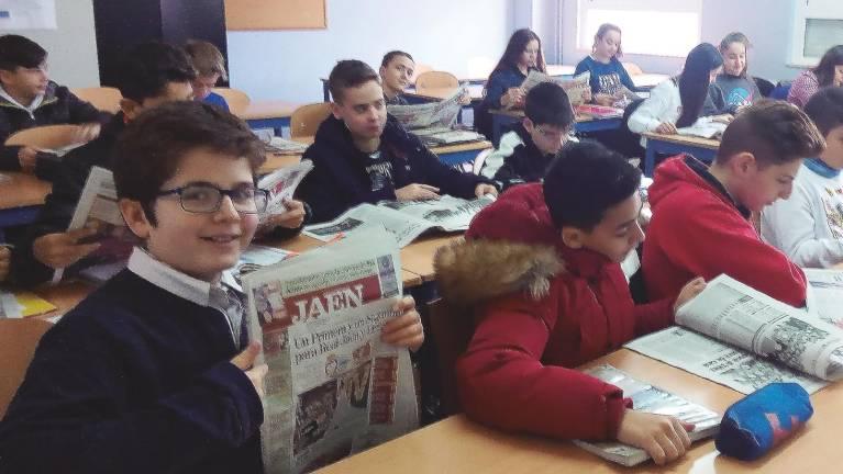 Alumnos de Ies Cástulo (Linares)